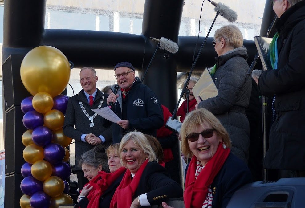 Opening Gemeentehuis Gooise Meren