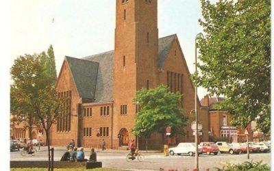 Optreden Wilhelminakerk